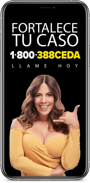la gatita inside a cell phone asking to call 388-ceda